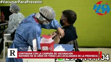 Photo of Redacción Noticias |  CONTINUAN CON CAMPAÑA DE VACUNACION
