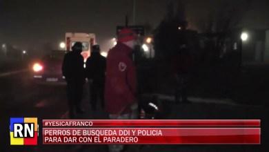 Photo of Redacción Noticias |  IMAGENES SOBRE LA INTENSA BUSQUEDA DE LA MENOR YESICA FRANCO