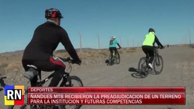 Photo of Redacción Noticias |  ÑANDUES MTB – PREADJUDICACION DE UN TERRENO – LAS HERAS SANTA CRUZ