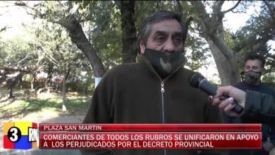 Photo of Redacción Noticias |  Comerciantes de otros rubros apoyaron a quienes fueron afectados por el decreto provincial