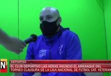 Photo of Redacción Noticias    Se anuncio el arranque del Torneo Clausura 2021 de la Liga Nacional de Veteranos con fecha a definir
