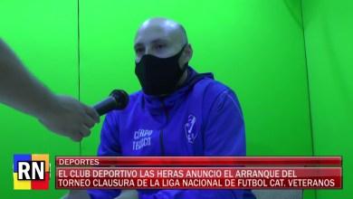 Photo of Redacción Noticias |  Se anuncio el arranque del Torneo Clausura 2021 de la Liga Nacional de Veteranos con fecha a definir