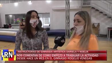 Photo of Redacción Noticias    Gimnasia Artística comenzó sus actividades en el Rogelio Venegas con expectativas para este 2021
