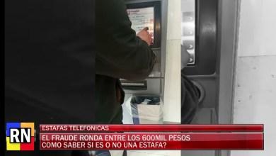 Photo of Redacción Noticias    Video de como tratan de estafar a un vecino por teléfono