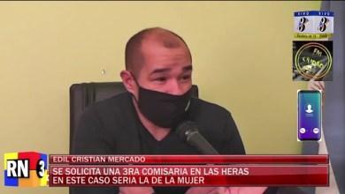 Photo of Redacción Noticias |  Se analiza el pedido de una nueva comisaria de la mujer