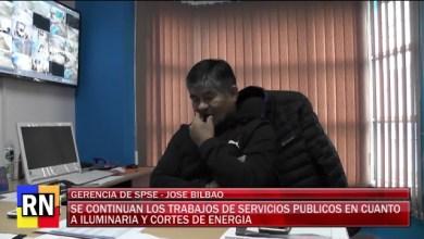 Photo of Redacción Noticias |  Jose Bilbao – Continuan trabajando en iluminaria y cortes de energia.