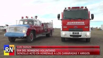 Photo of Redacción Noticias |  Acto del Dia del Bombero Voluntario Las Heras