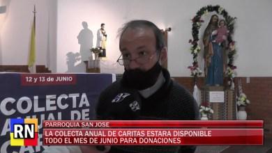 Photo of Redacción Noticias    PARROQUIA SAN JOSE – TODO JUNIO SERA PARA RECOLECTAS