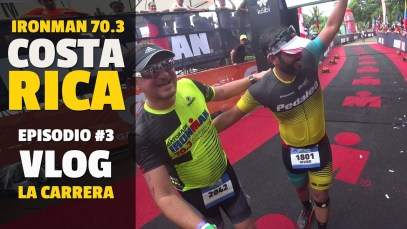 IRONMAN 70.3 COSTA RICA: la carrera por dentro
