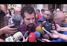 Apoyo Burgos a Barcelona