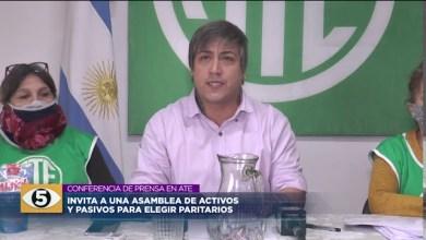 Photo of 5VN Cinco Visión Noticias |  Rodrigo Britez denuncia públicamente a quienes quieren destituirlo