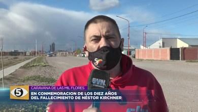 Photo of 5VN Cinco Visión Noticias |  CARAVANA DE LAS MIL FLORES