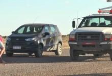 Photo of 5VN Cinco Visión Noticias |  Control transito en la entrada del camino hacia estancia municipal