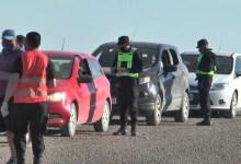 Photo of 5VN Cinco Visión Noticias |  Se llevó a cabo un control de transito en la entrada del camino a la estancia municipal