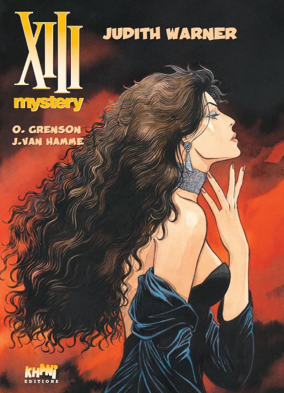 """Résultat de recherche d'images pour """"XIII Mystery BD Olivier grenson photos"""""""