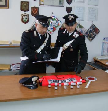 Foto arresto metadone