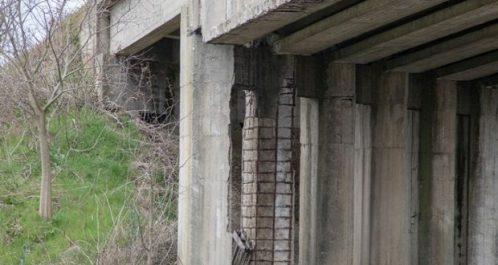 Ponte Cassaro Ferla, rischio isolamente, il ponte viene chiuso nuovamente