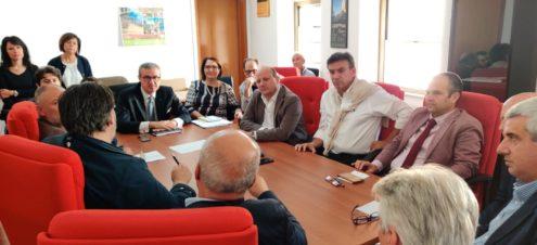 Regione Parco Monti Sicani, Cordaro incontra i sindaci
