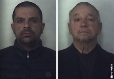 Due pregiudicati arrestati dai Carabinieri per reati diversi
