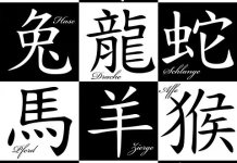 Compatibilidad de signos de astrología china