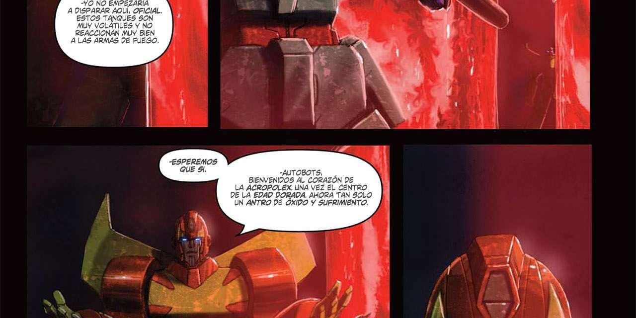 [Transformers 03] Autocracy