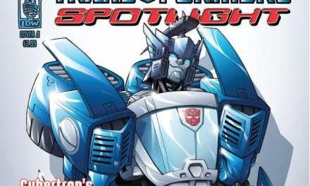 [Transformers 02] Spotlight Blurr – Orion pax