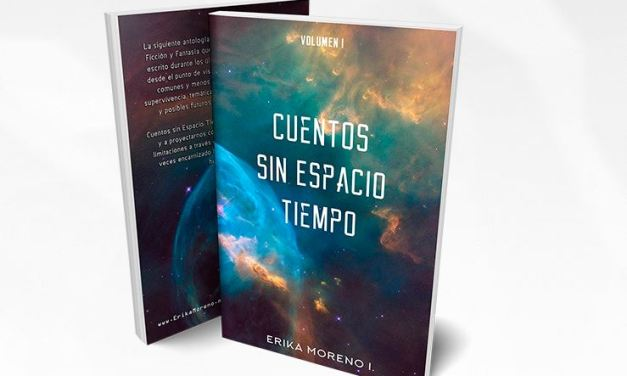 """Lanzamiento """"Cuentos Sin Espacio Tiempo Volumen 1"""""""