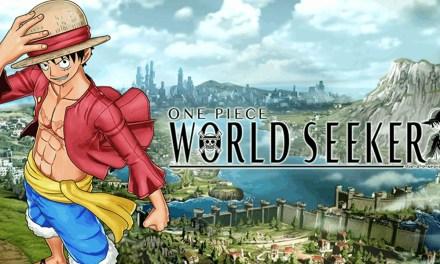 El nuevo tráiler de One Piece: WORLD SEEKER
