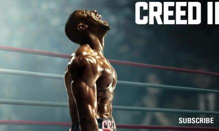 Creed II presenta Nuevo Póster