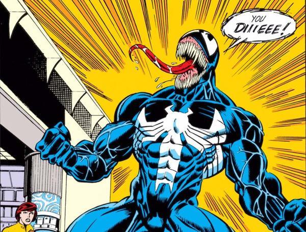 [Con el auspicio de] Venom: Un mundo de parásitos