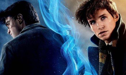 Rowling de cara a los crímenes de Grindelwald: planes y especulaciones