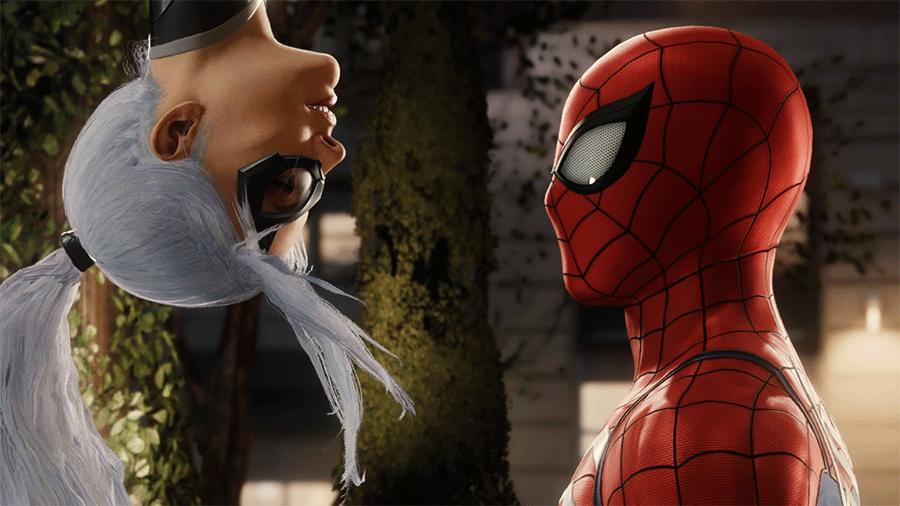 El atraco, la nueva campaña de Spiderman para PS4