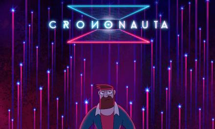 Crononauta, la animación que se desarrolla en el espacio