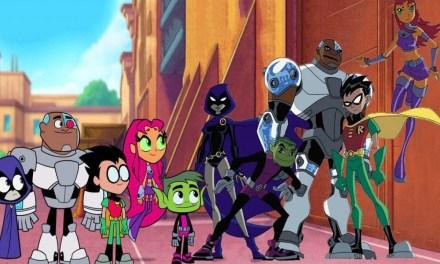 El choque animado entre Teen Titans y Teen Titans Go!