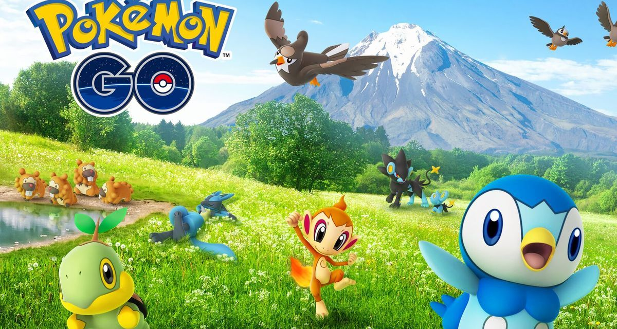 La cuarta generación ya llegó a Pokémon GO
