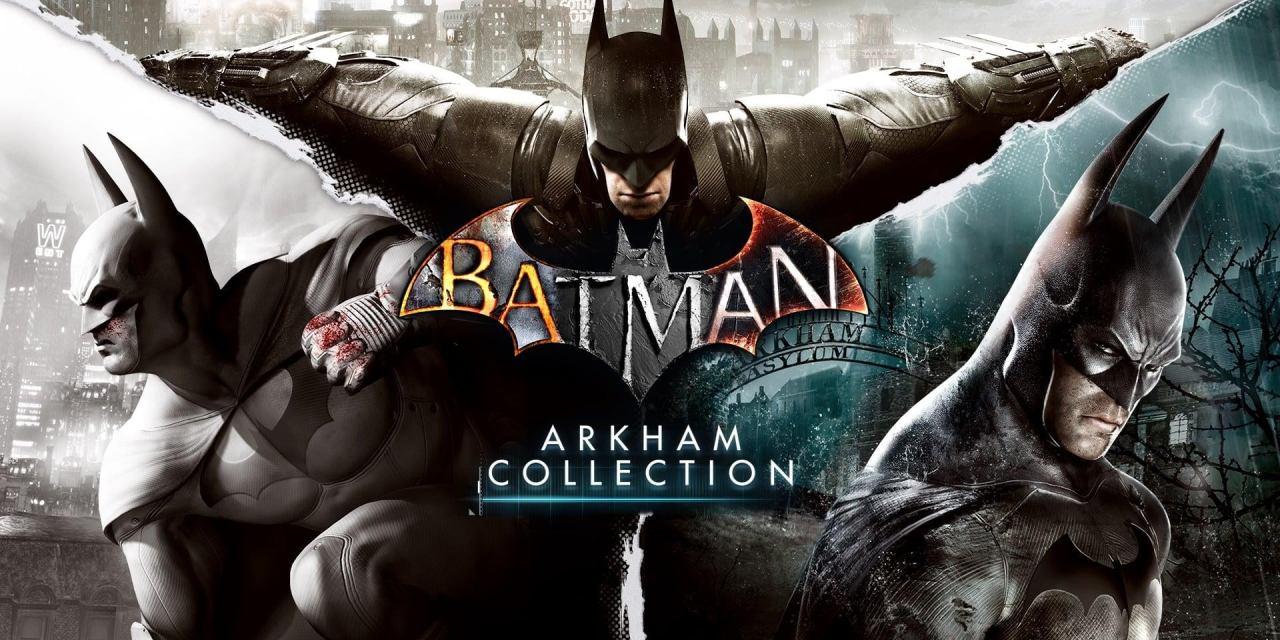 ¡Ya es un hecho! Batman: Arkham Collection saldrá a la venta este septiembre