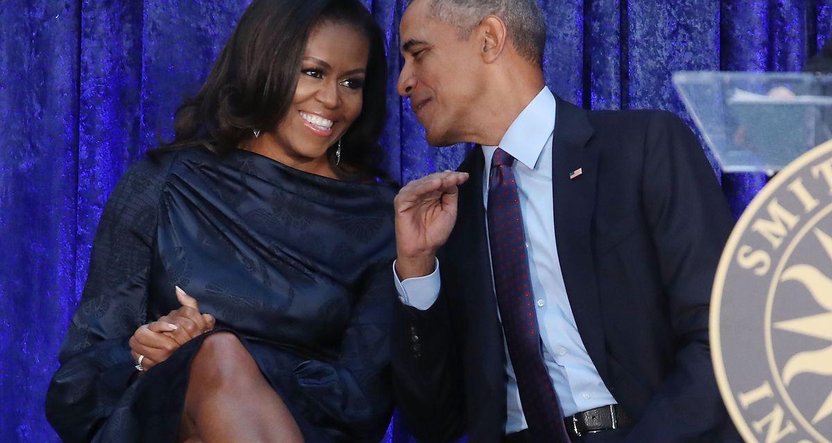 Los Obama tendrán su serie en Netflix