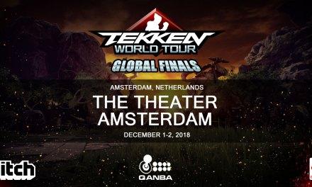 Las finales del Tekken World Tour 2018 llegan a Ámsterdam
