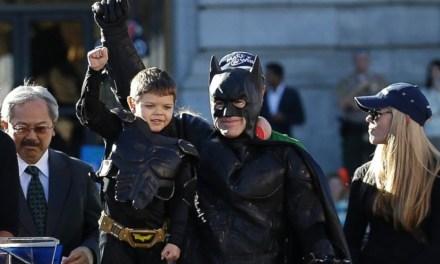 Un final feliz: Batkid venció al cáncer