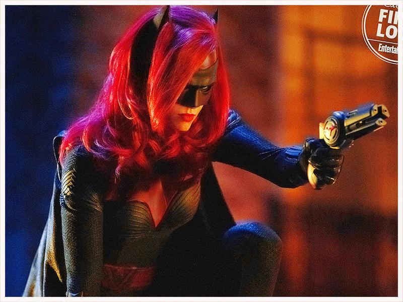 Algunos detalles de la serie de Batwoman