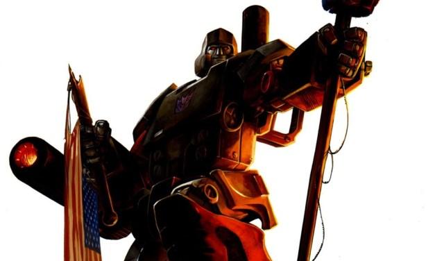 [Transformers 23] All hail Megatron 1