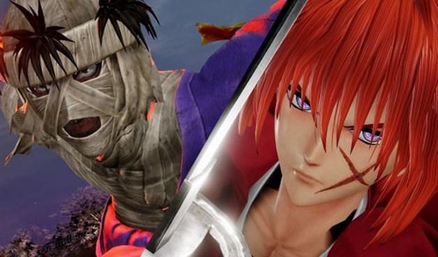 Kenshin y Shishio también estarán en JUMP Force