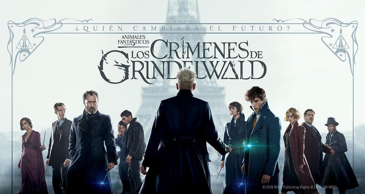 [Concurso – Cerrado] Animales Fantásticos Los Crímenes de Grindelwald