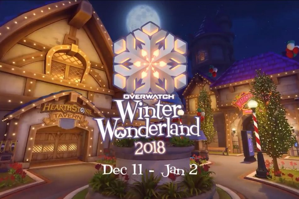 ¡Winter Wonderland vuelve a Overwatch!