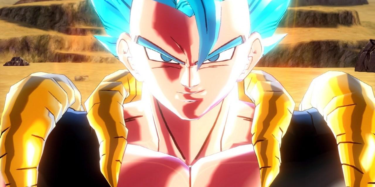 SSGSS Gogeta hará su debut en Dragon Ball Xenoverse 2