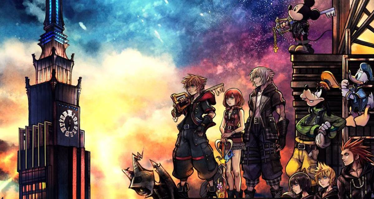 El emotivo tráiler final de Kingdom Hearts 3