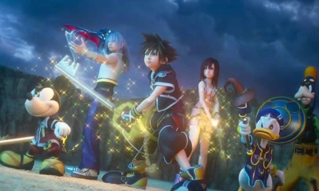 El opening de Kingdom Hearts 3