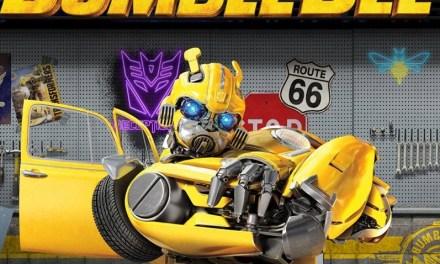 [Con el auspicio de] Bumblebee: Héroe amarillo