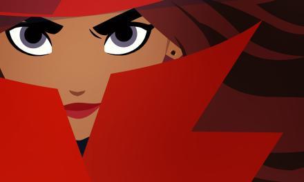 El opening oficial de Carmen Sandiego