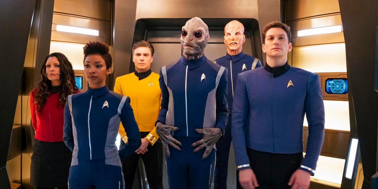 Los nuevos posters de Star Trek: Discovery